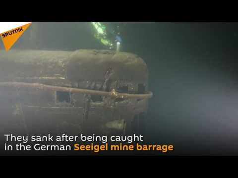 Soviet Submarines Found in Gulf of Finland