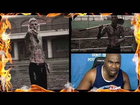 "Machine Gun Kelly -""Rap Devil""- Eminem Diss -WSHH Exclusive - Official Music Video - REACTION"