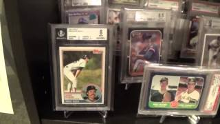 Pc Showcase Day 4 - Baseball Card Display