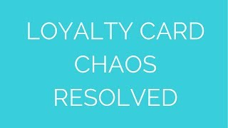 Streamlined Living 101: Loyalty Card Chaos Resolved Thumbnail