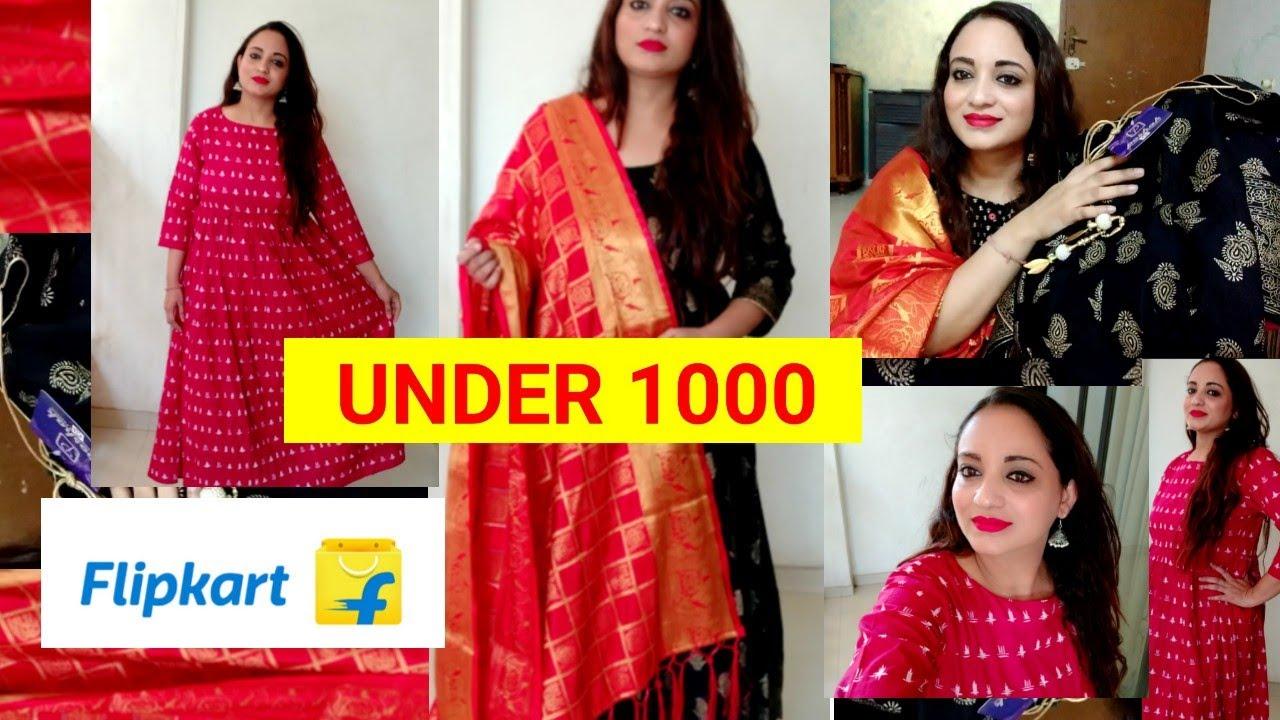 #flipkart #kurtihaul #kurtihaulunder1000 Flipkart 2019 ...