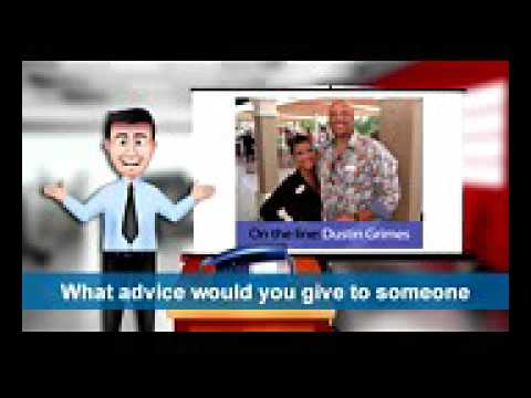 Top Insurance Agent, Dustin GrimesTestimony | Insurance Training