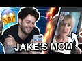 I TOLD ON JAKE PAUL! (CALLED HIS MOM)