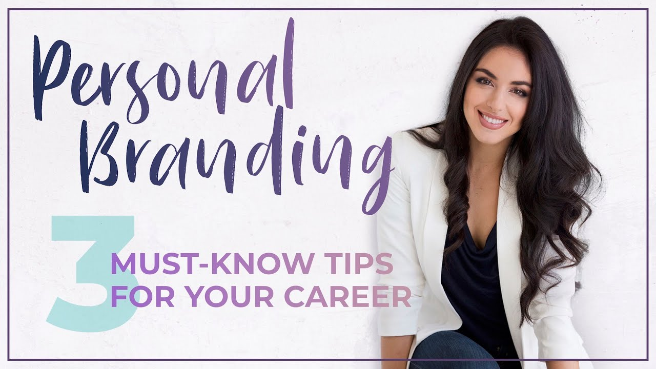 Ep. 3:  Personal Branding - 3 Must Know tips for Professionals