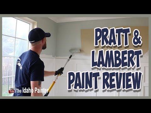Pratt Lambert Accolade Paint Review The Idaho Painter
