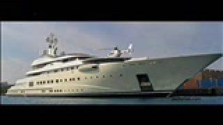 The world's 10 biggest yachts!!!