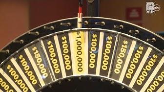 Watch: Wisconsin man wins $1 million on bingo wheel spin