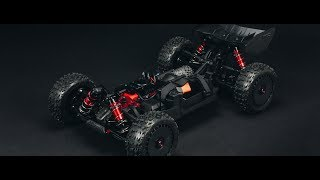 Load Video 3:  ARRMA FURY - 1/10th Electric 2WD Short Course Truck
