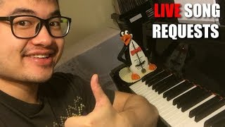 🔴Livestream 163: Learning & Playing Song Requests on the Piano almost Instantly! thumbnail