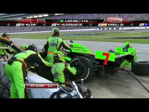 2011 IZOD IndyCar Series - Texas Firestone Twin 275s [Full races]