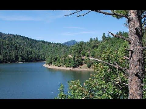 Bonito Lake in 4K (Ruidoso New Mexico)
