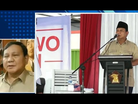 "Prabowo Subianto Minta Maaf Soal Ucapan ""Tampang Boyolali"" Mp3"