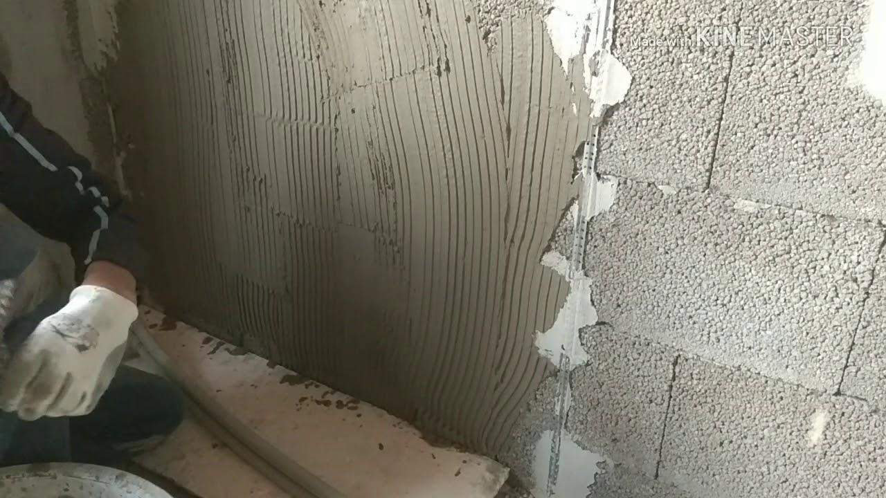 Штукатурка на керамзитобетон бетон материалы из бетона свойства бетонной смеси