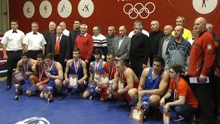 турнир по боксу памяти Б.Н.Никонорова