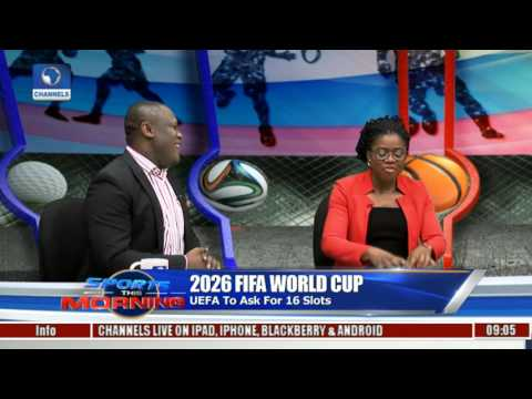 2026 FIFA World Cup: UEFA To Ask For 16 Slots