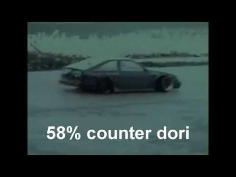 Project Hpi Sprint 2-CD (counter-steer drift) 58% cs rc drift test run 5/11/10