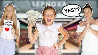 Saying YES to EVERYTHING Sienna WANTS!!! **24 Hour Challenge**