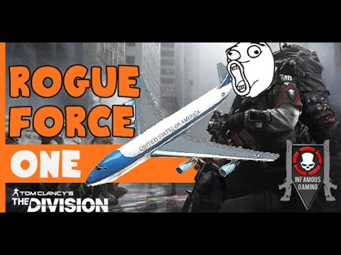 The Division | Free Trips on Rogue Force One