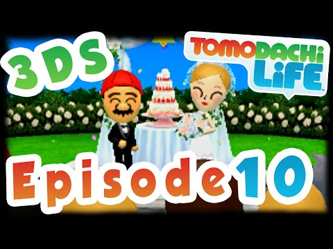 ABM: Mario & Peach Finally Married Tomodachi Life!! (Episode 10) HD