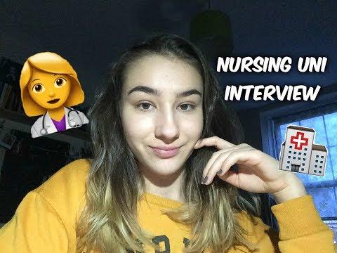 TIPS FOR NURSING INTERVIEW (UNIVERSITY)