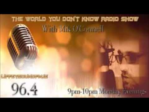 The World You Don't Know Radio Show featuring Alan James. OYMRADIO.COM