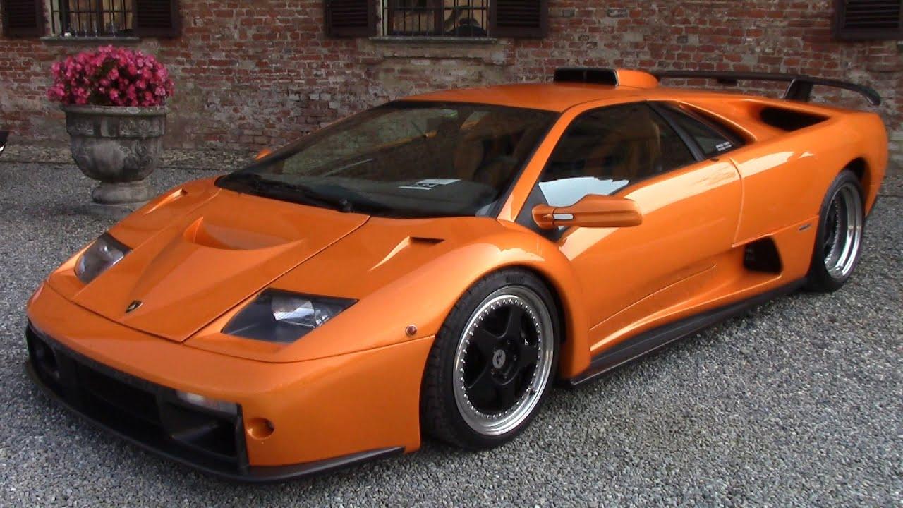 Lamborghini Diablo GT   Loud Revs U0026 Accelerations V12 Sound!   YouTube