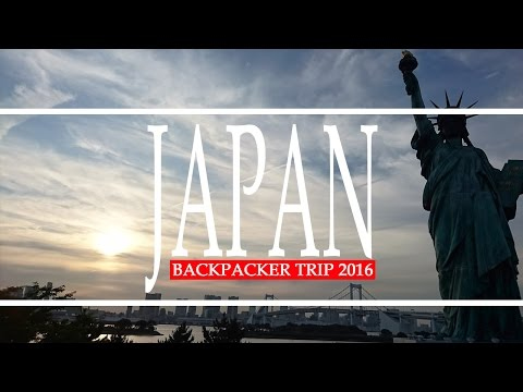 Backpacker Japan