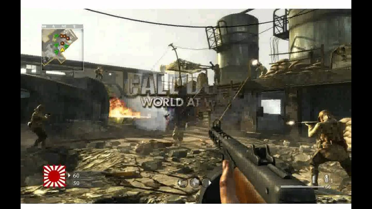 Call Of Duty 5 World At War Pc Requirements