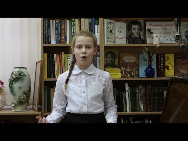 Изображение предпросмотра прочтения – ТатьянаТиманина читает произведение «Труд» В.Я.Брюсова