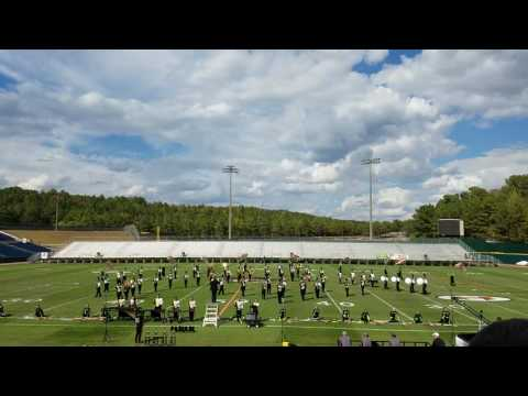 Corner High School Marching Band ~ 2016 Hoover Invitational Marching Festival