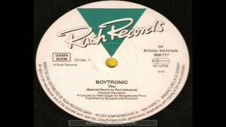 Boytronic   You Dance floor remix