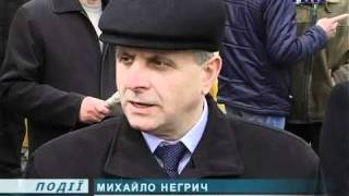 Коломийські футболісти перемогли Надвірну.flv