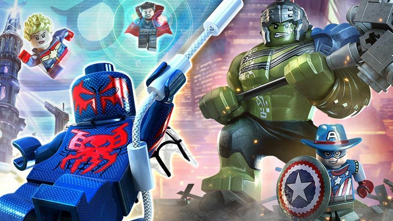 Lego Marvel Super Heroes 2 Launch Day Livestream – IGN Plays Live