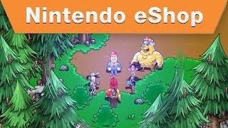 Nintendo eShop - Citizens of Earth Launch Trailer