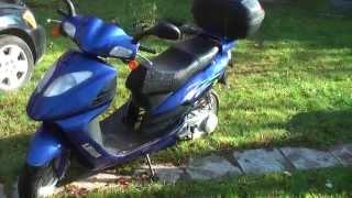 LIFAN скутер 150