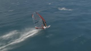 Windsurfing is sexy