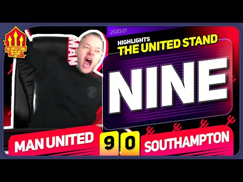 GOLDBRIDGE Best Bits   Man United 9-0 Southampton