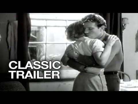 Killer's Kiss Official Trailer #1 - Frank Silvera Movie (1955) HD