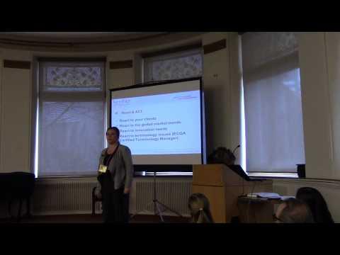 Gabriele Sauberer: ISO Standards for Translation 17100   2014 Multi-Languages Conference