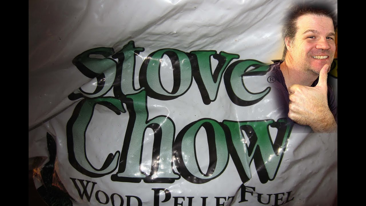 Stove Chow Wood Pellets Are Great