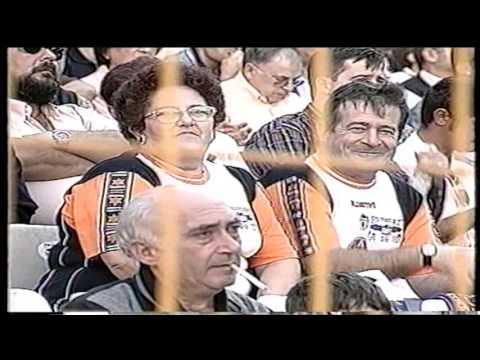 Valencia - Real Betis (1998/1999) Spanish League