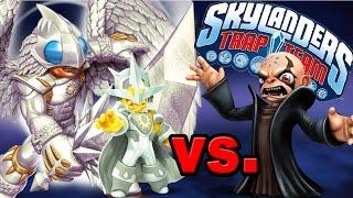 Skylanders Tag Team - Knight Light/Luminous vs. Kaos Die Ultimative Waffe [HD] Deutsch/German