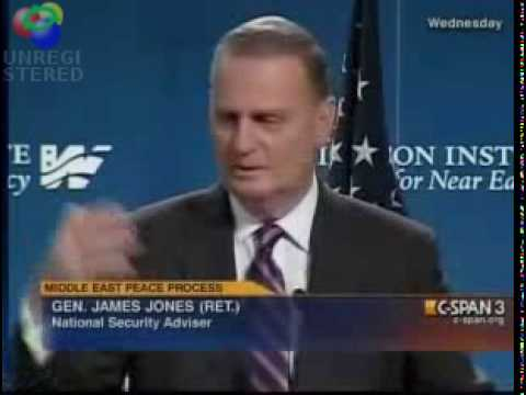 James Jones joke about jews