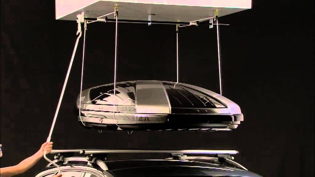 Thule 571 Load Lift Roofracks Co Uk Youtube