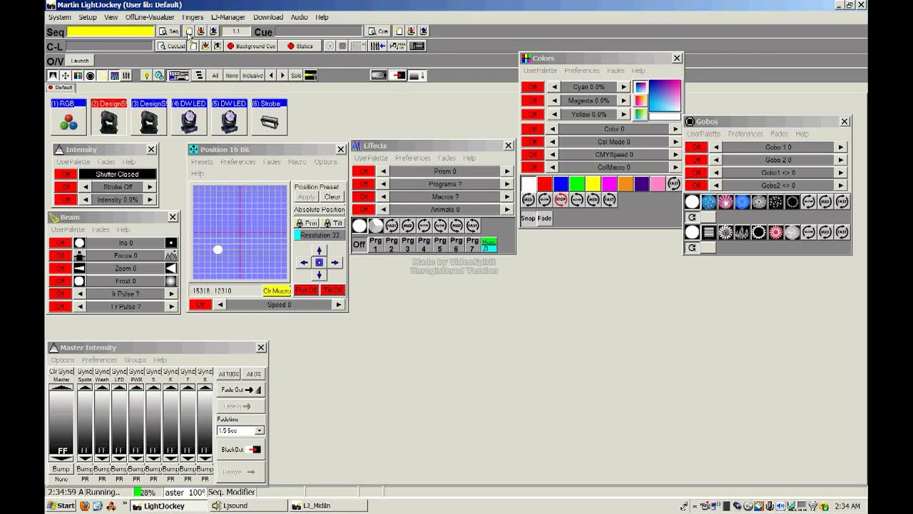 Martin  LightJockey Tutorial General Course Overview  demo    YouTube. Martin Lighting Software Free. Home Design Ideas