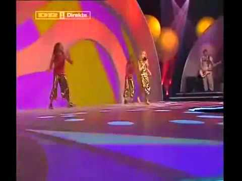 HD Anne Gadegaard - Arabiens drøm (in MGP 2003) the best version