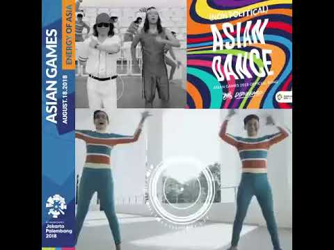 Slank Feat Dipha Barus - Official Song Asian Games 2018