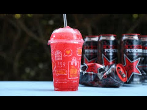 Taco Bell Rockstar Punched Freeze Review