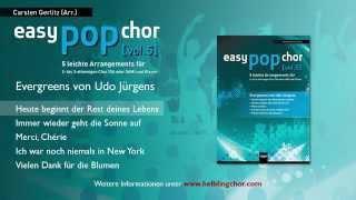 easy pop chor (vol. 5) – Evergreens von Udo Jürgens (Sampler)