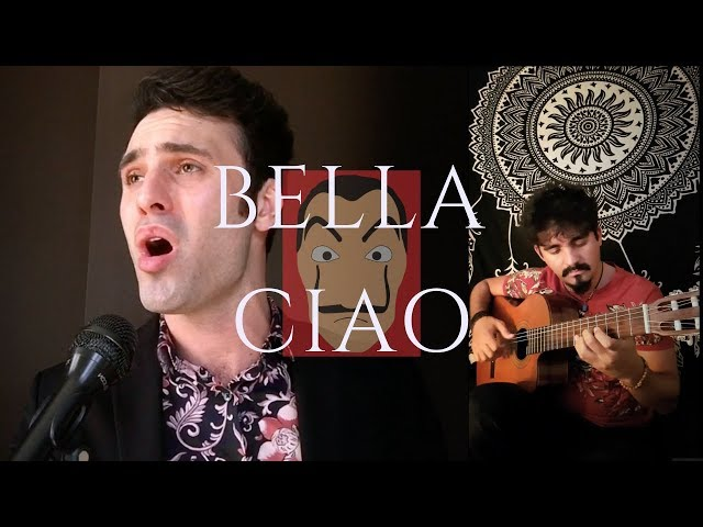Bella Ciao | Classical Guitar and Vocals by Luciano Renan and Joshua Pivato